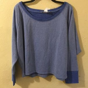 Long sleeve forgiveness by forever21 NWT